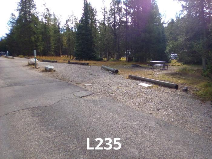L Loop Site 235