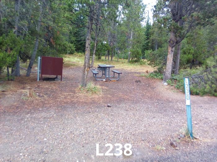 L Loop Site 238