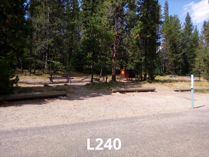 L Loop Site 240