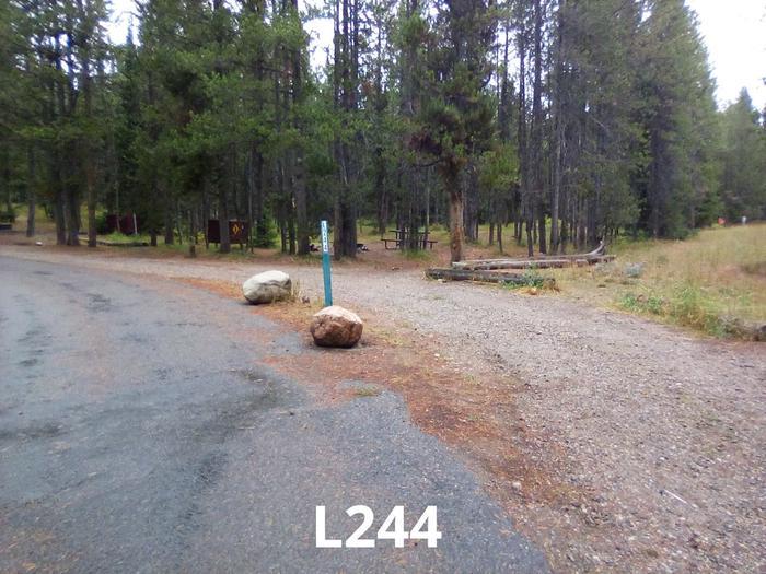 L Loop Site 244