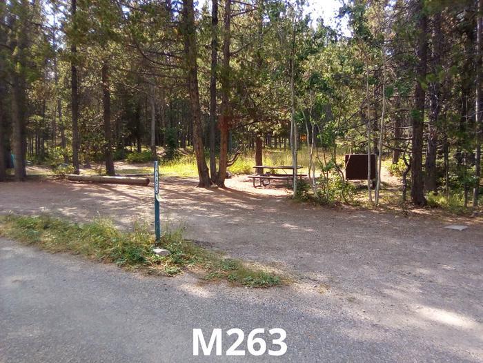 M Loop Site 263