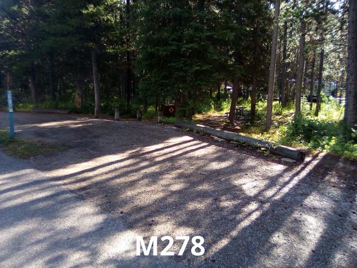 M Loop Site 278