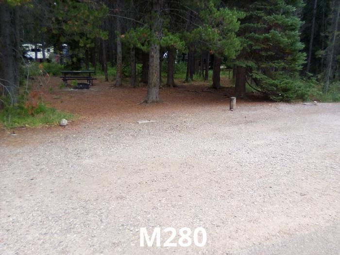 M Loop Site 280