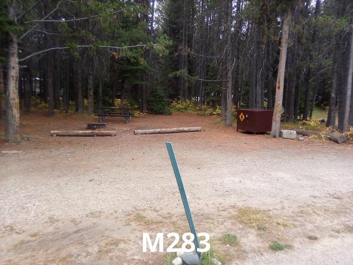 M Loop Site 283