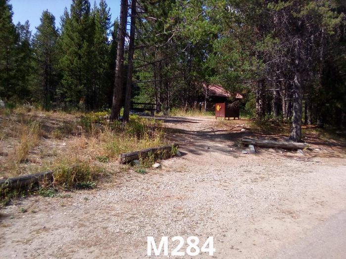 M Loop Site 284