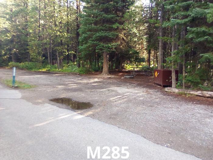 M Loop Site 285
