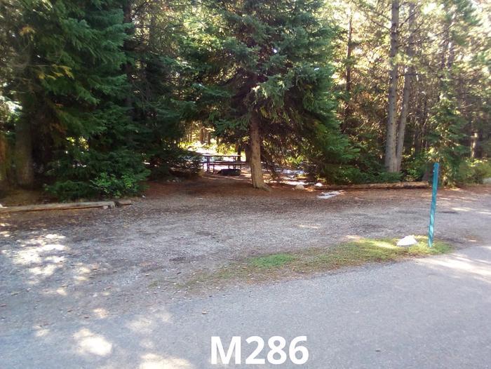 M Loop Site 286M Loop Site 285