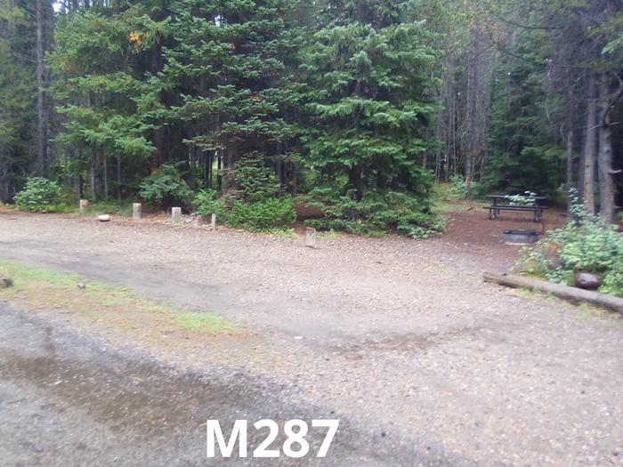 M Loop Site 287