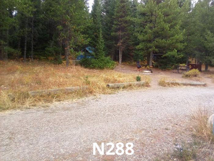 N Loop Site 288