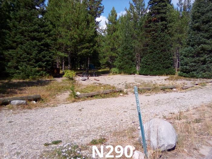 N Loop Site 290