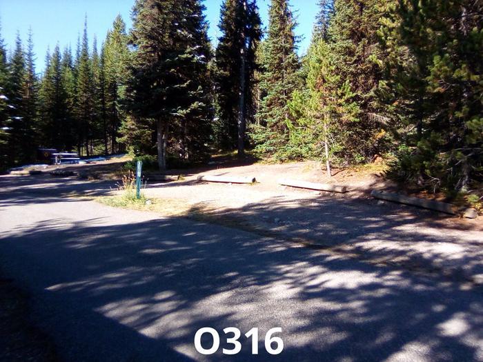 O Loop Site 316