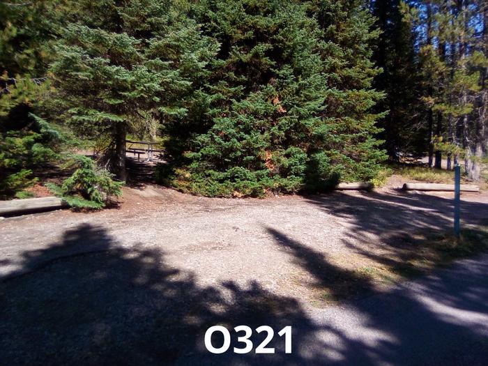 O Loop Site 321