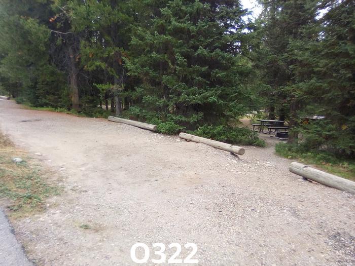 O Loop Site 322