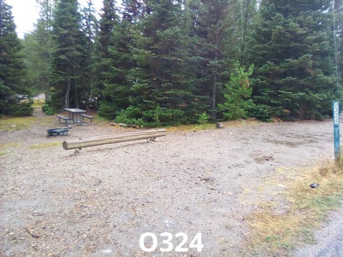 O Loop Site 324