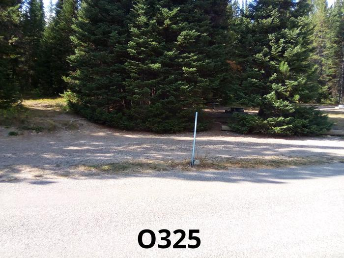 O Loop Site 325