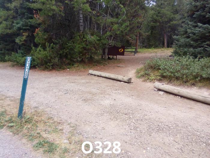 O Loop Site 328