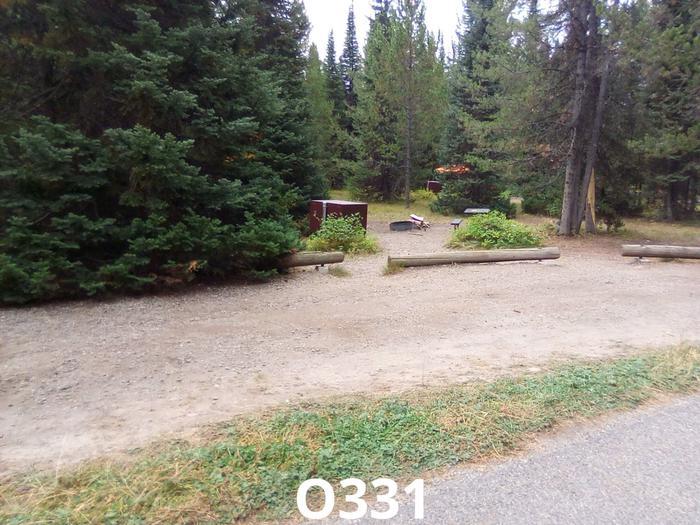 O Loop Site 331