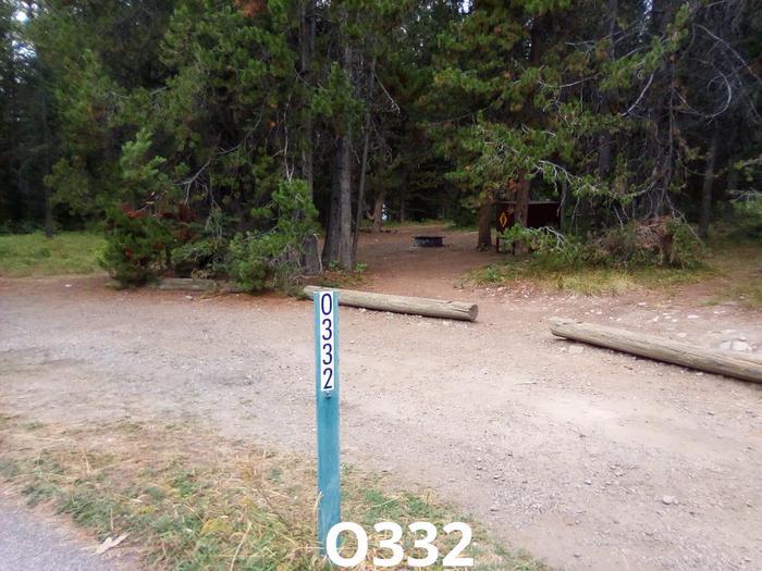 O Loop Site 332