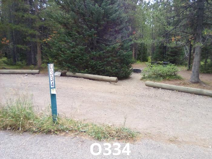 O Loop Site 334