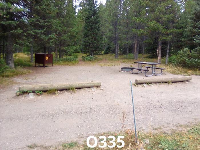 O Loop Site 335