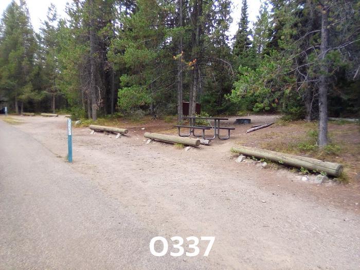 O Loop Site 337