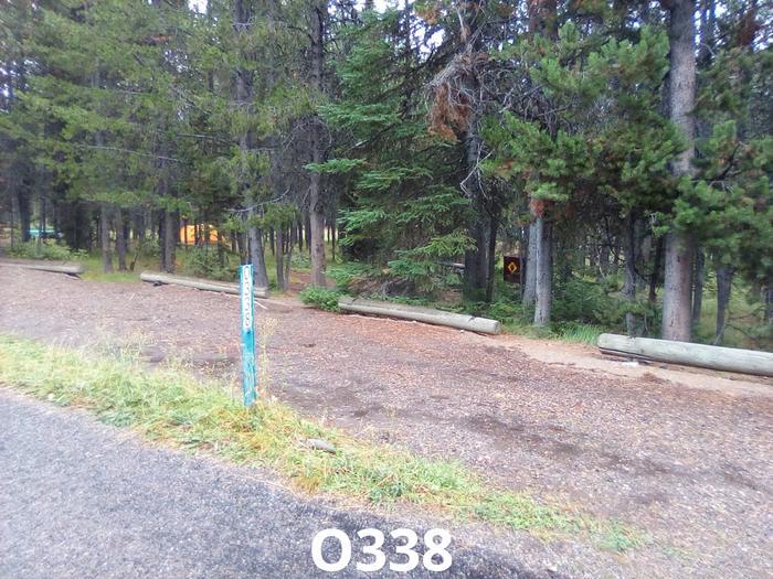 O Loop Site 338