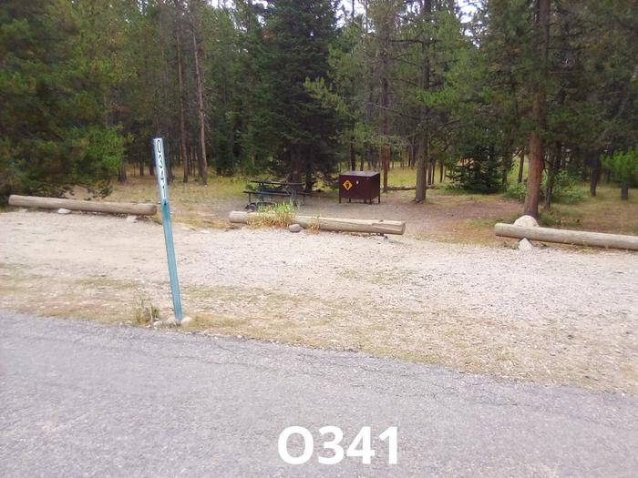 O Loop Site 341