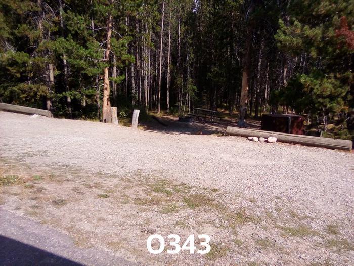 O Loop Site 343