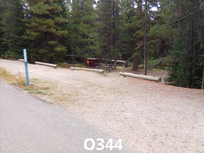 O Loop Site 344