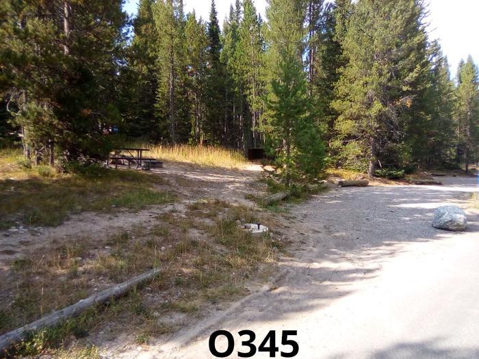 O Loop Site 345