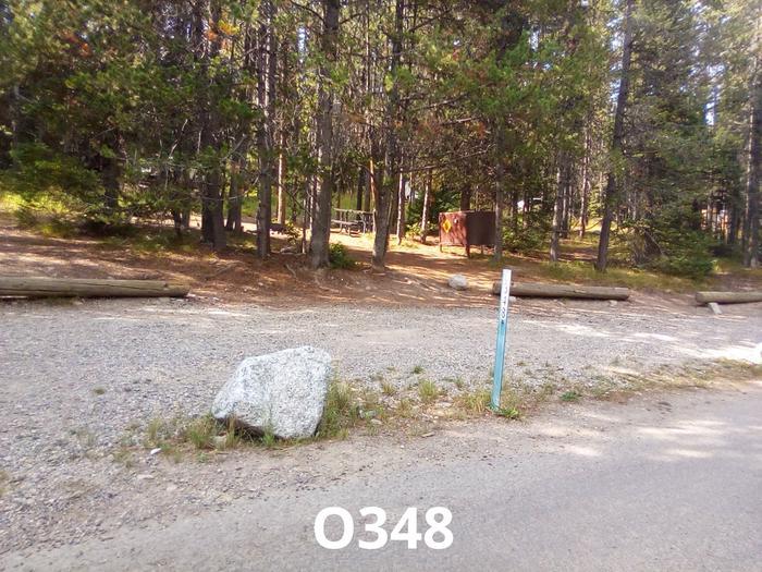 O Loop Site 348