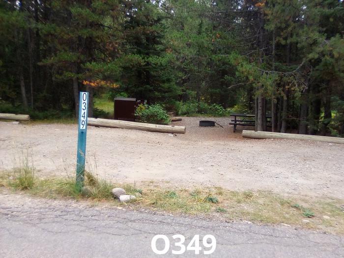 O Loop Site 349