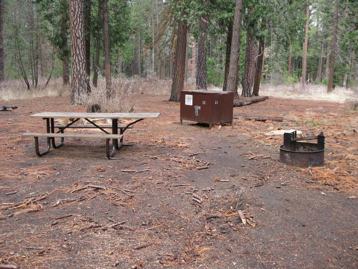 CampsiteCampsite 23