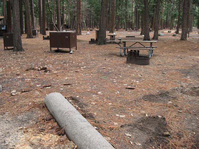 CampsiteCampsite 25