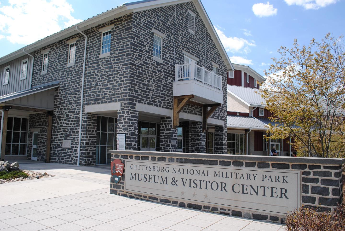 Gettysburg National Military Park Museum and Visitor CenterStart your visit to Gettysburg National Military Park at the Museum and Visitor Center,