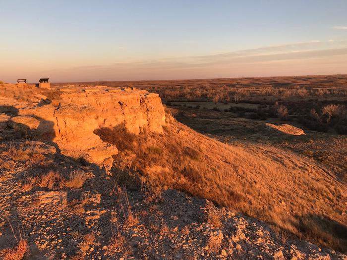 Cimarron National GrasslandVisit Cimarron National Grassland to experience the Santa Fe Trail.