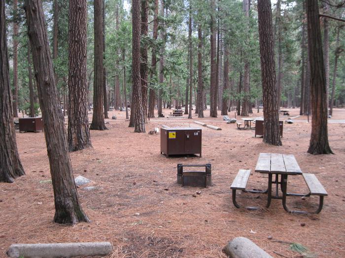 CampsiteCampsite 58