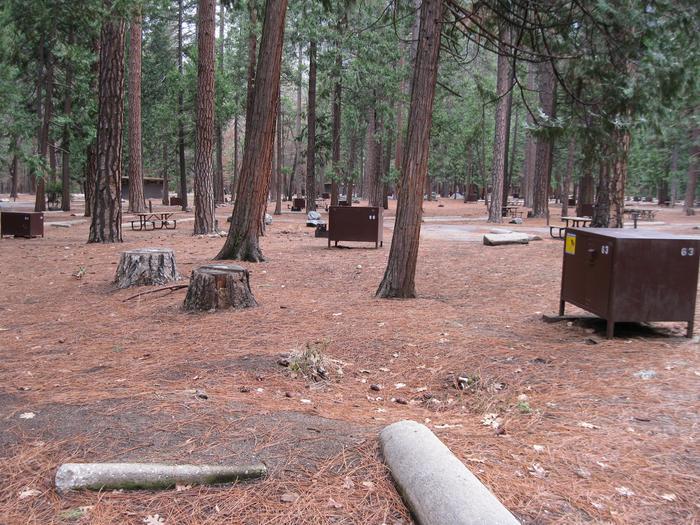 CampsiteCampsite 63