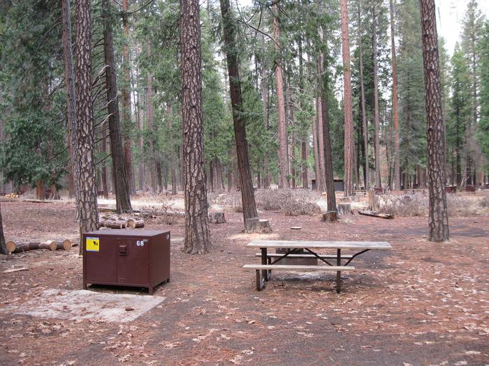 CampsiteCampsite 68