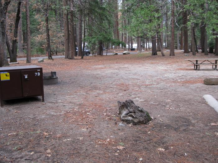 CampsiteCampsite 73