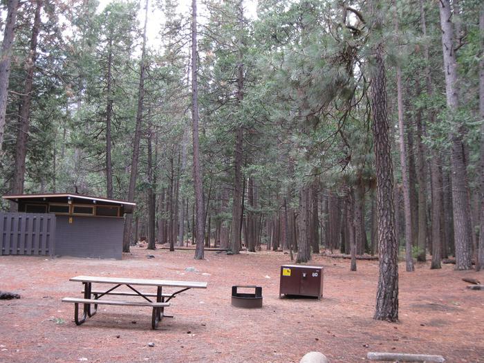 CampsiteCampsite 80
