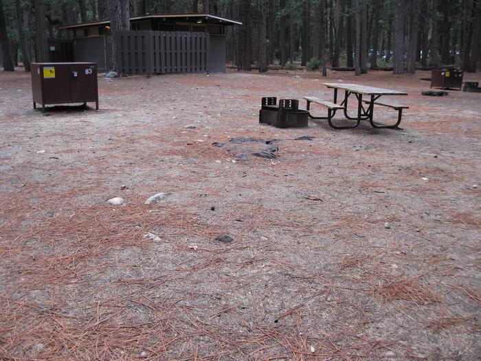 CampsiteCampsite 83