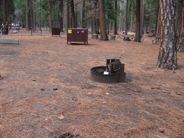 CampsiteCampsite 86