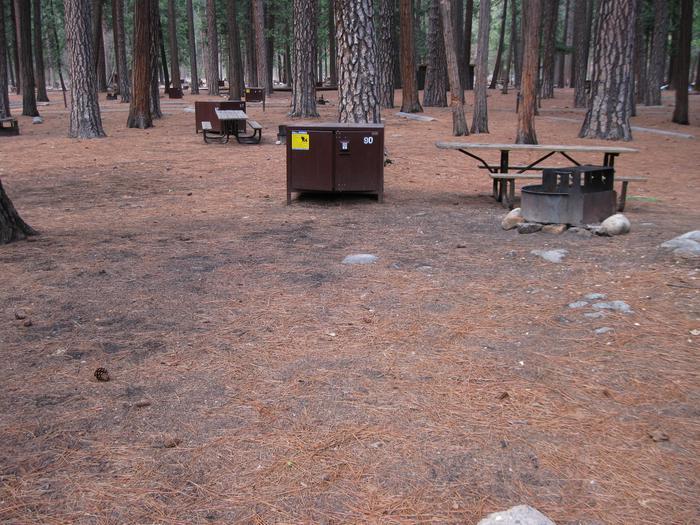 CampsiteCampsite 90