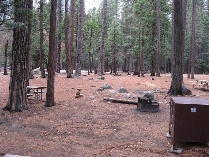 CampsiteCampsite 92