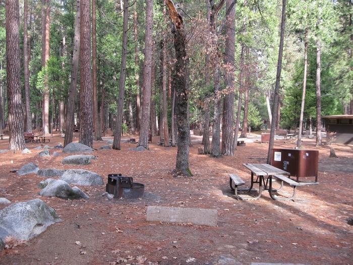 CampsiteCampsite 98