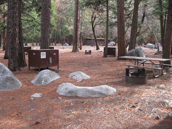 CampsiteCampsite 100