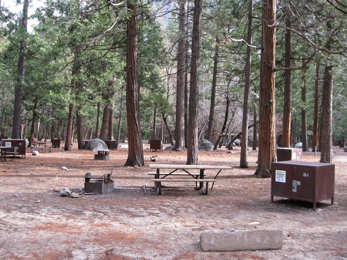 CampsiteCampsite 104