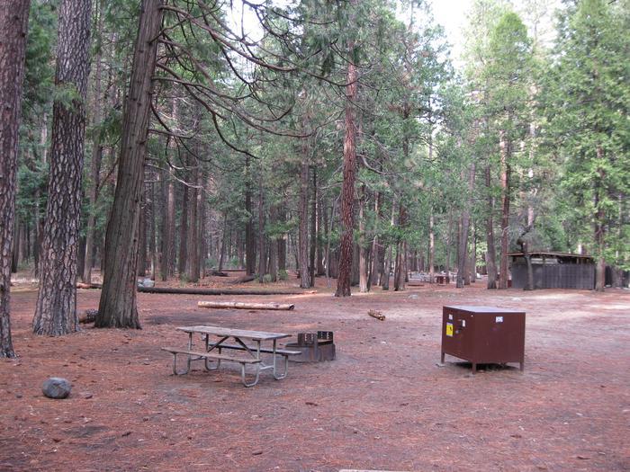 CampsiteCampsite 106