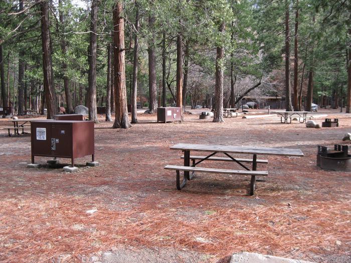 CampsiteCampsite 107